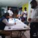 La dirección de seguridad pública apoya los trabajos de verificación sanitaria en el municipio.