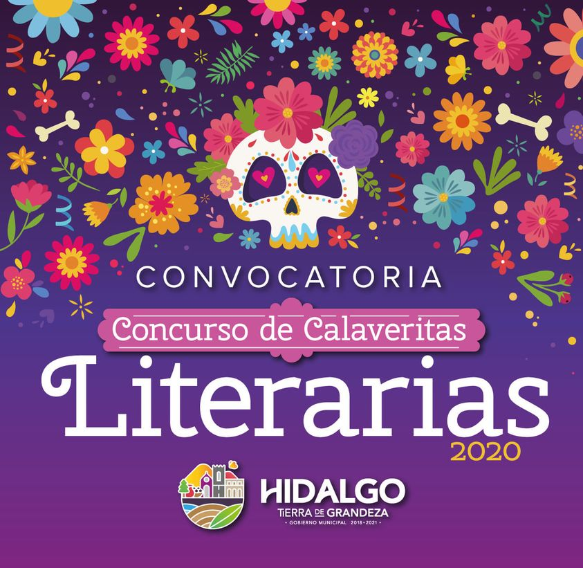 Concurso de Calaveritas Literarias 2020