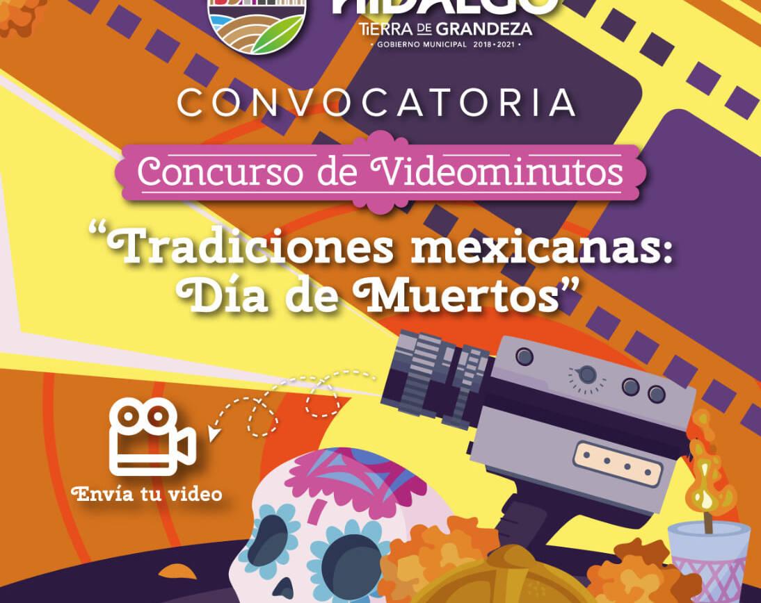 Convocatoria: Concurso de videominutos 2020