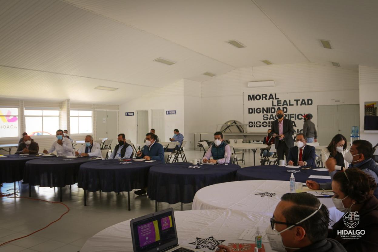 3ra Reunión de la Red Jurisdiccional de Municipios por la Salud