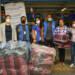 Fundación Merza dona cobijas al DIF municipal para  destinarlas a sectores vulnerables