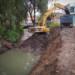 Finalizan trabajos de desazolve del Río Chiquito