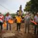 Inicio de 2da etapa de pavimentación de calle Los Azufres