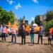 Arranque de pavimentación hidráulica en la calle Prolongación de la Privada de México Olímpico
