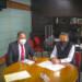 Reunión con la Secretaría de Comunicaciones y Transportes referente a proyectos carreteros del municipio