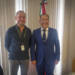 Reunión con el Director de la Oficina de Pasaportes en Michoacán de la Secretaría de Relaciones Exteriores
